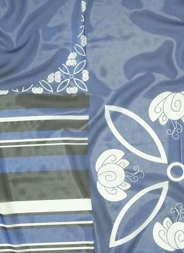 Fabrika Şal Mavi